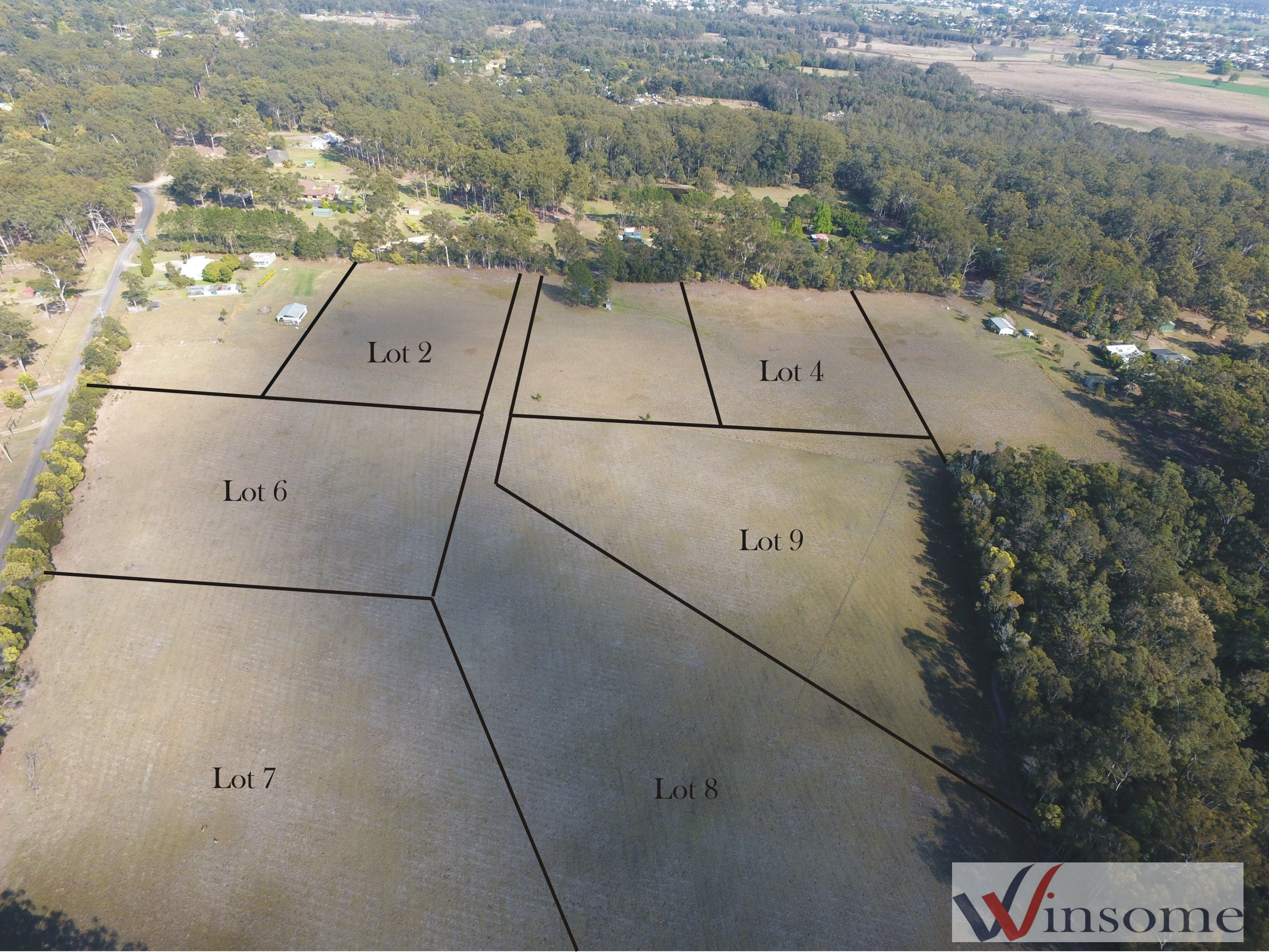 Lot 8 Blairs Lane KEMPSEY