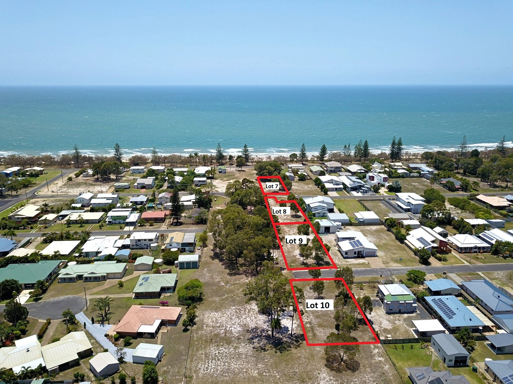 Lot 7 - 10 Hibiscus & Grevillea Courts WOODGATE