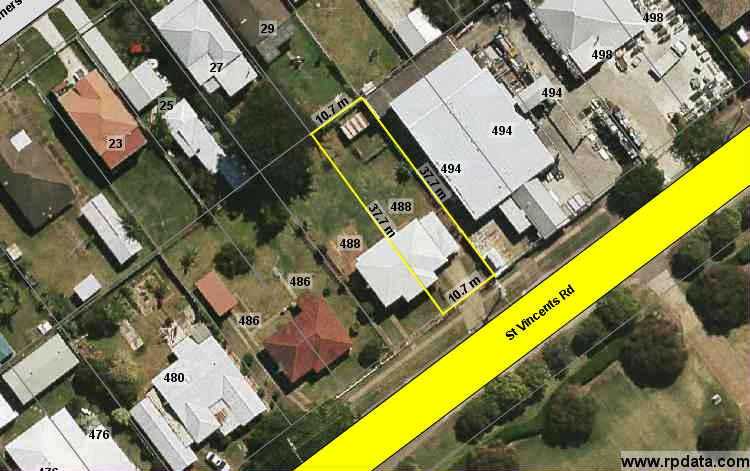 490 St Vincents Road NUDGEE