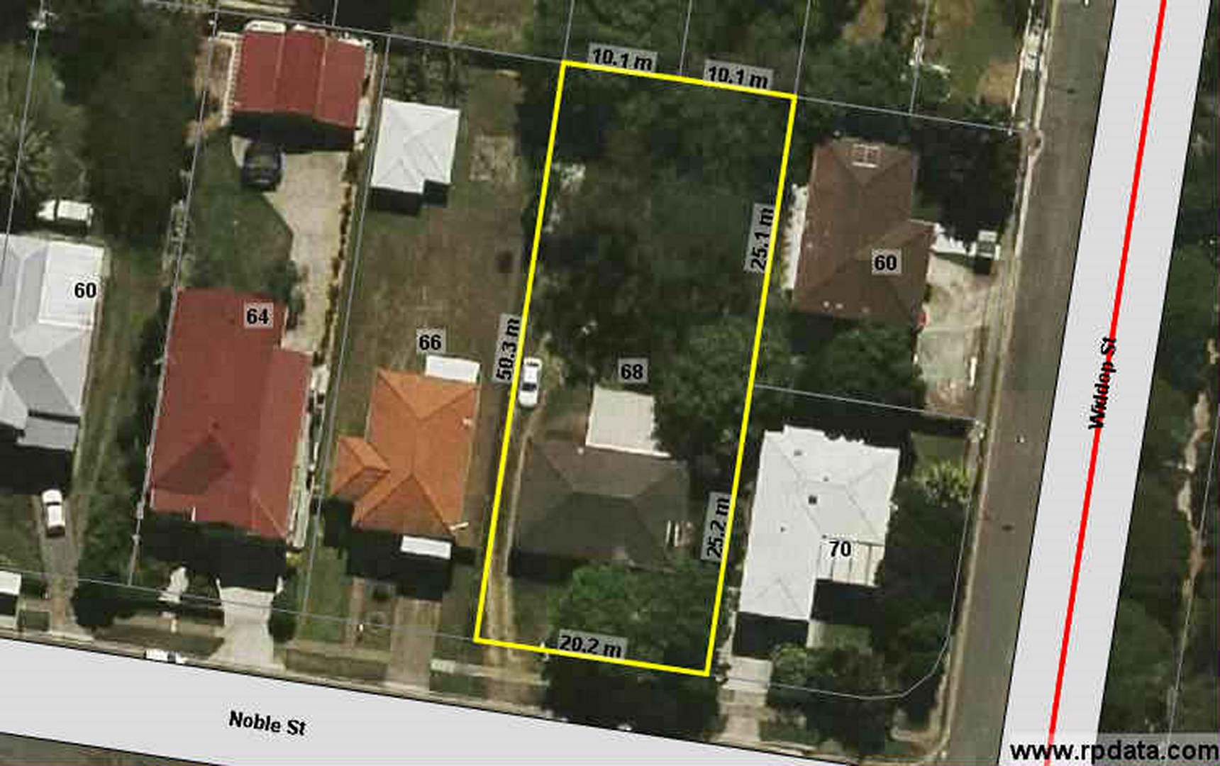 68 Noble Street CLAYFIELD