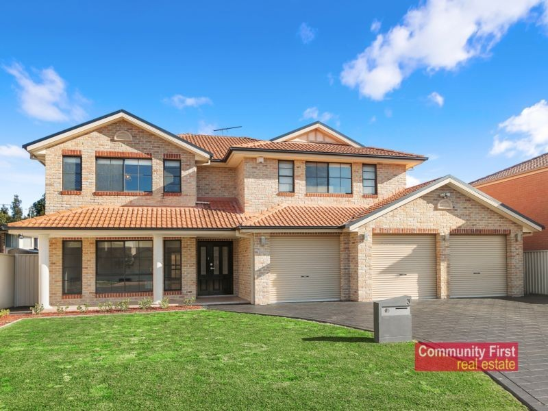 3 Mondovi Close PRESTONS