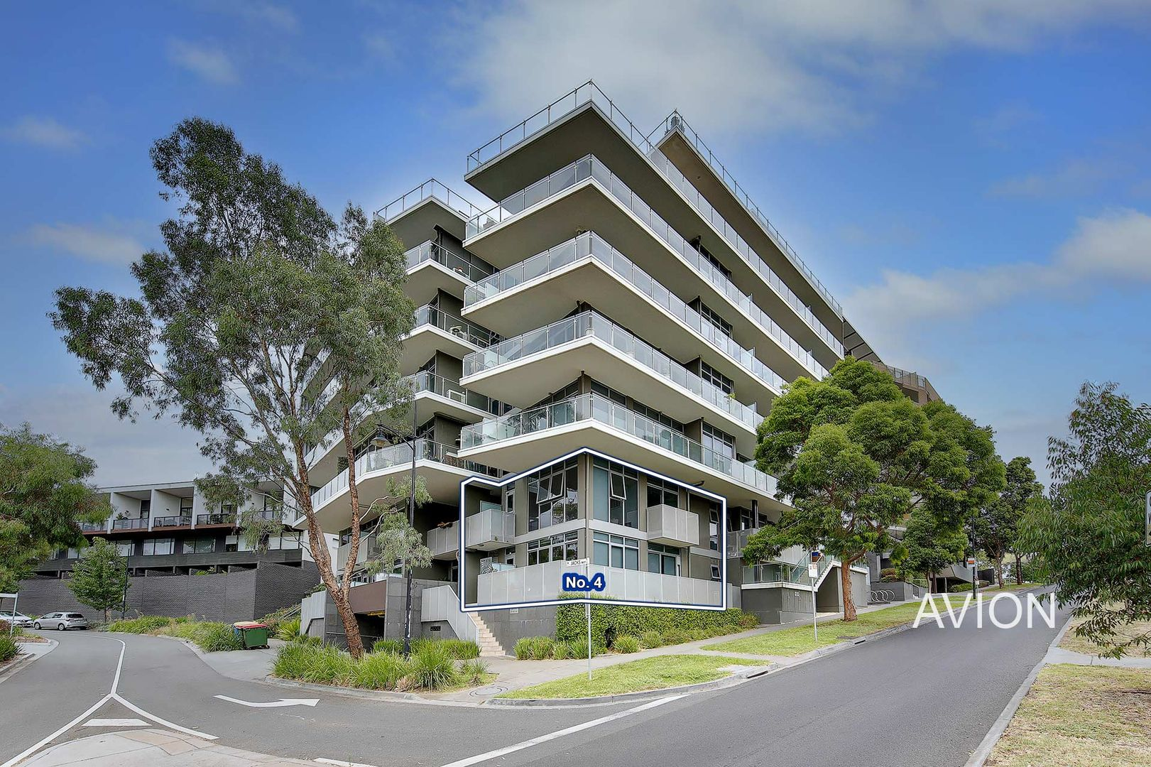 4/55 Jacks Way MARIBYRNONG