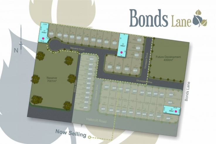 Lot 1-52/75 Bonds Lane