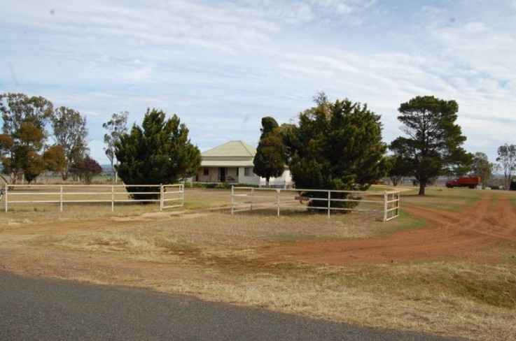 533 Boxs Road  Wiyarra  via