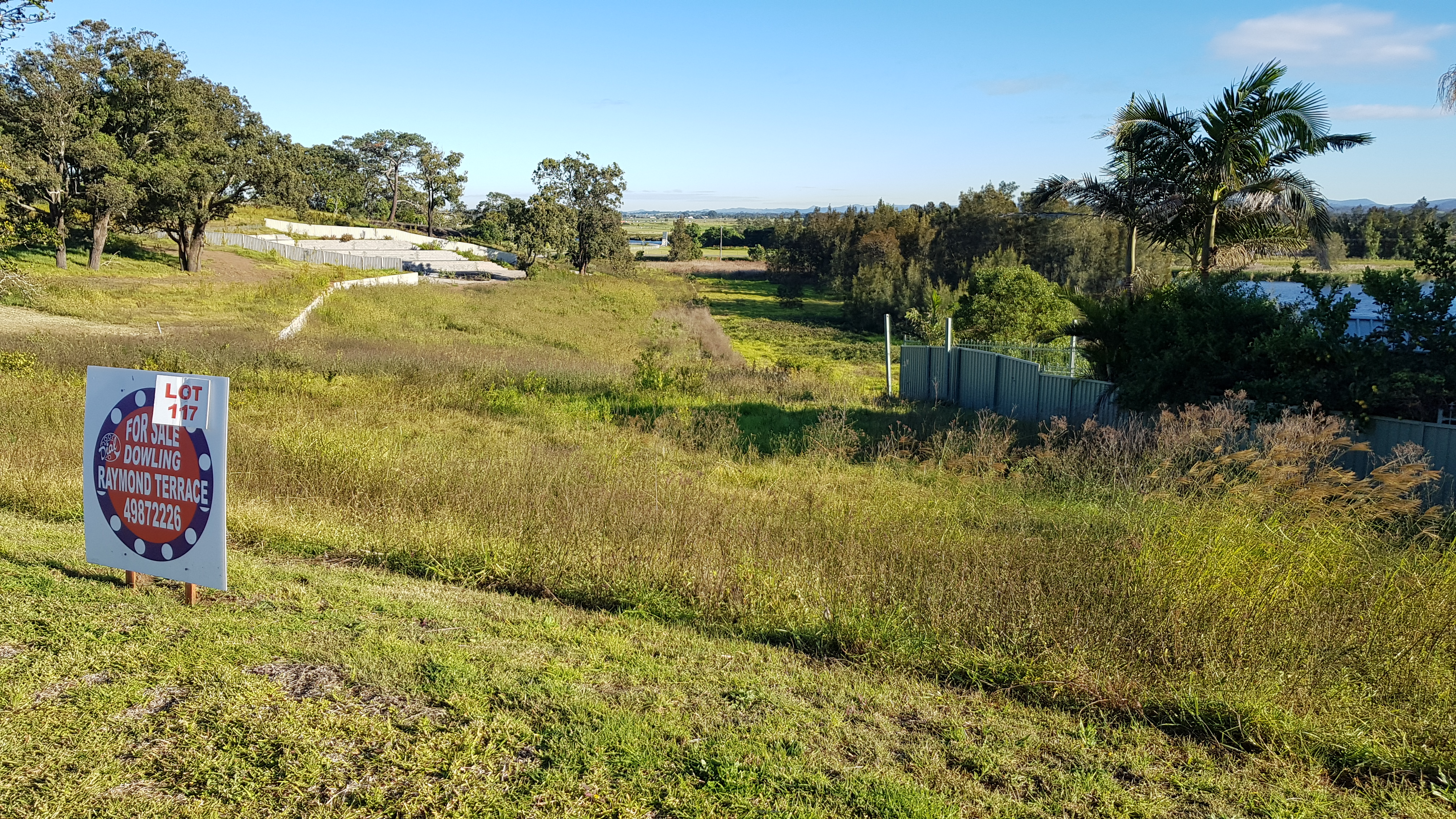 Lot 117 Henning Road RAYMOND TERRACE