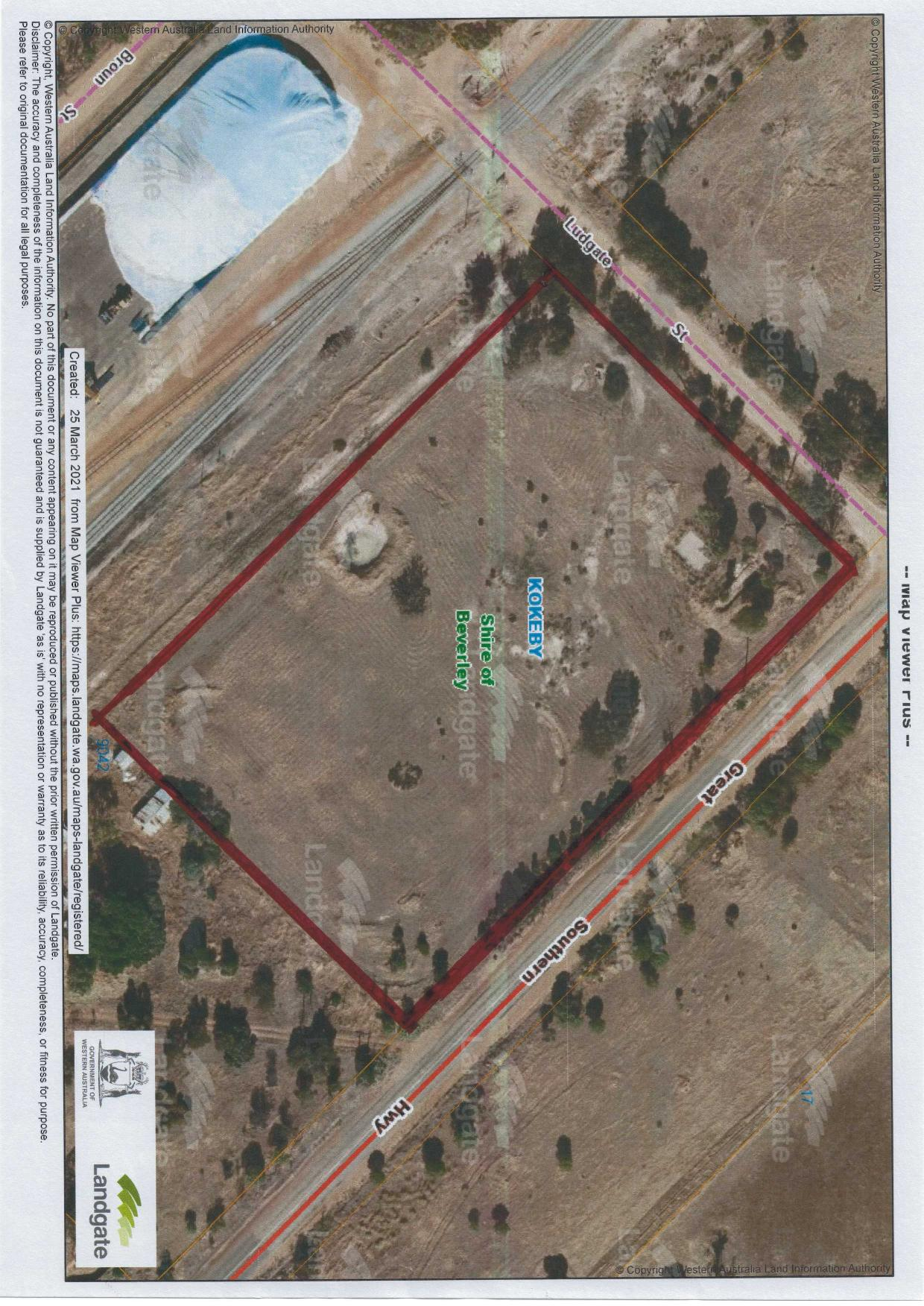 Lot 4 Great Southern Hwy BEVERLEY