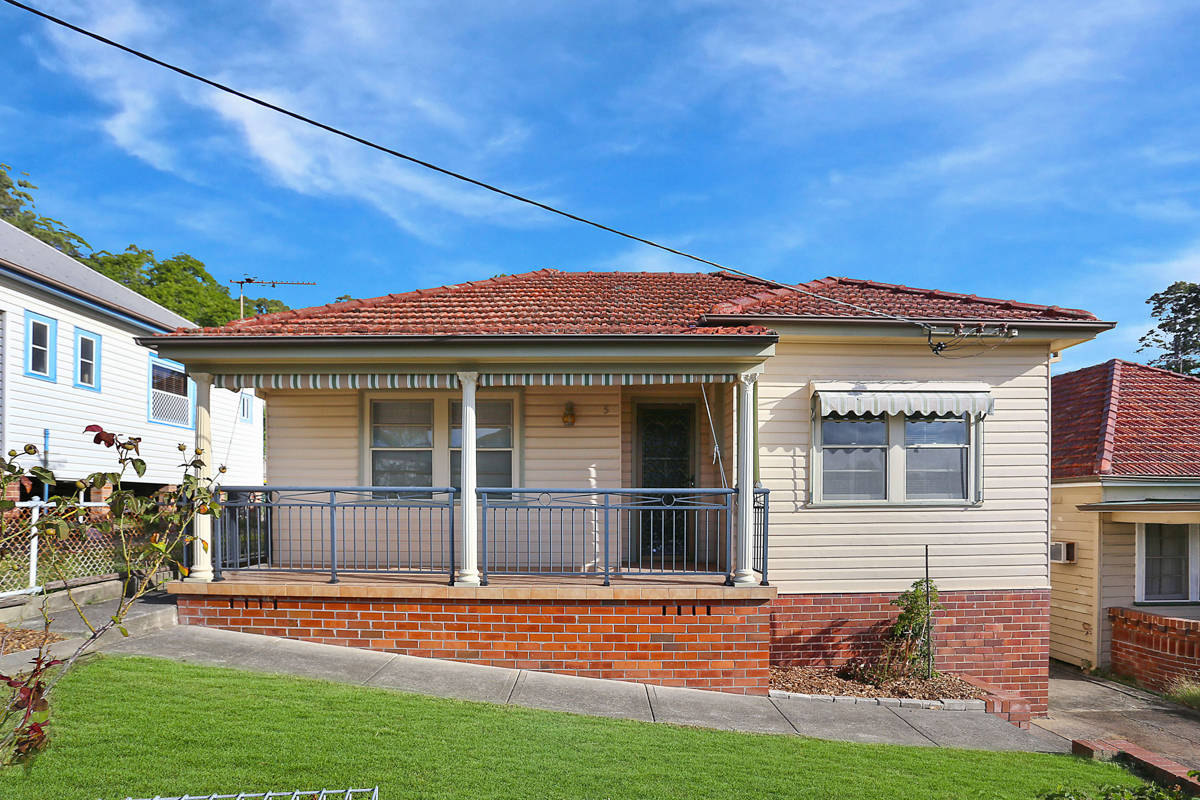 5 Murray Street ADAMSTOWN HEIGHTS