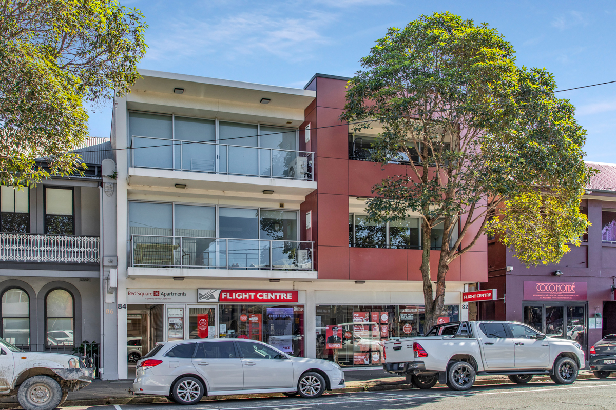 6/84 Darby Street COOKS HILL