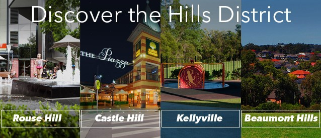 First Meridien Discover the Hills District