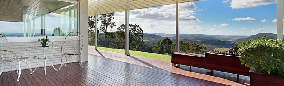 Verandah Lambs Valley