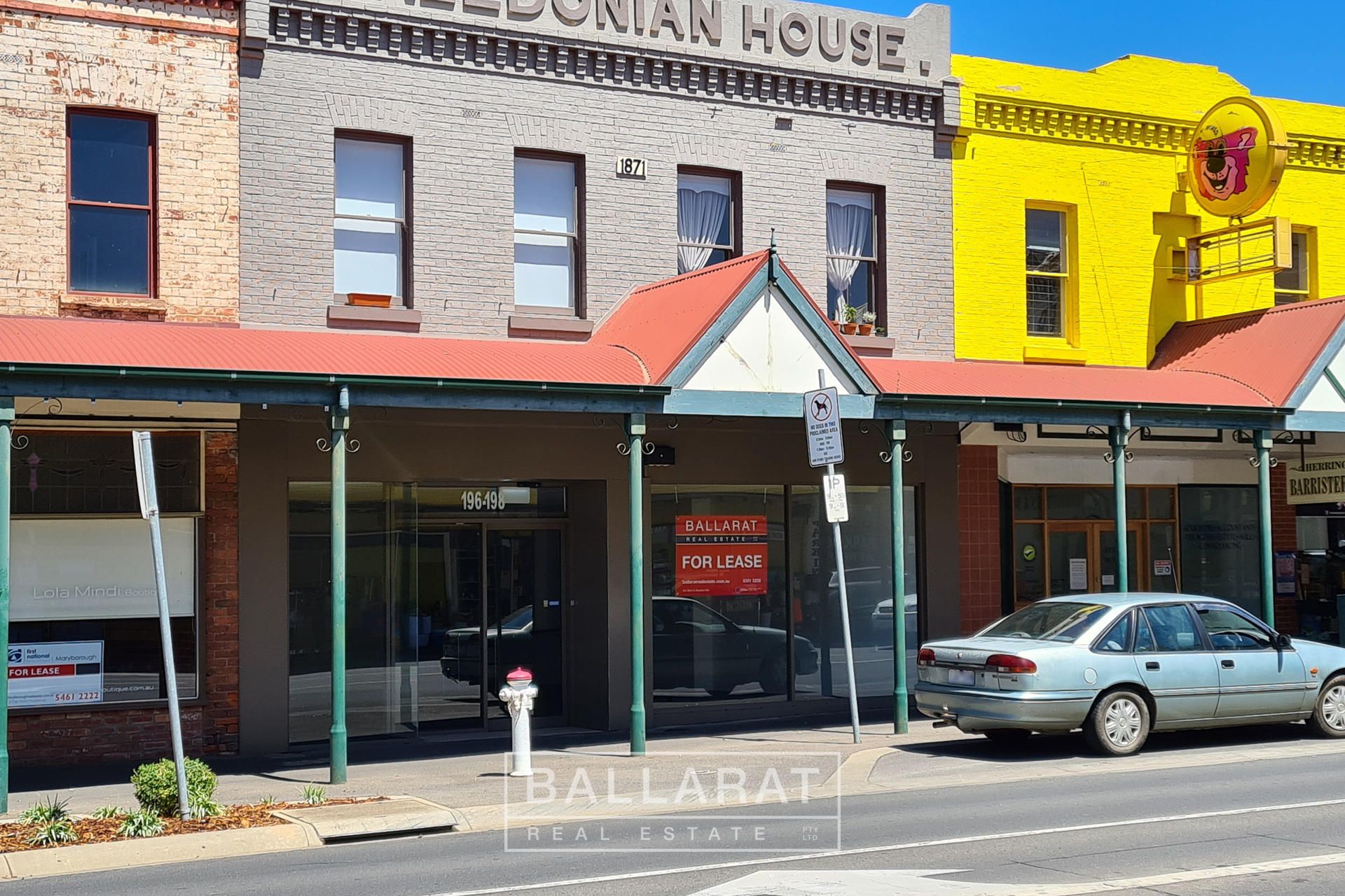 196 - 198 High Street Maryborough