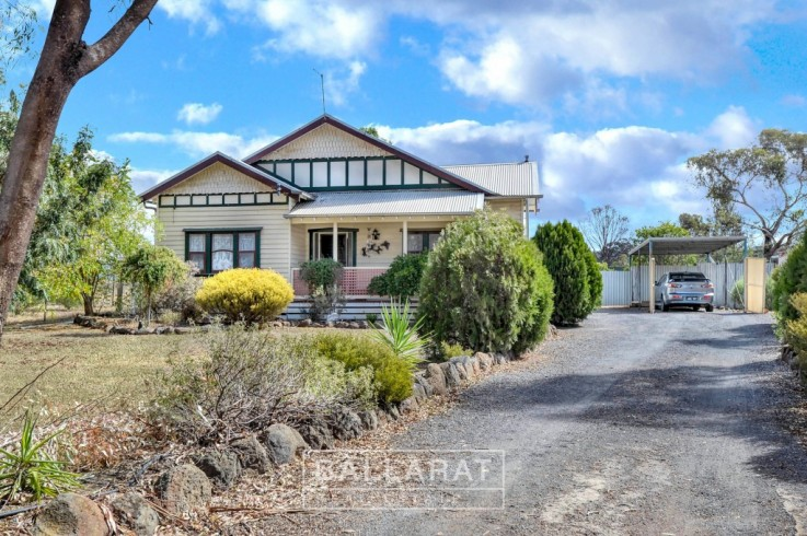 53 Maryborough- Dunolly Road