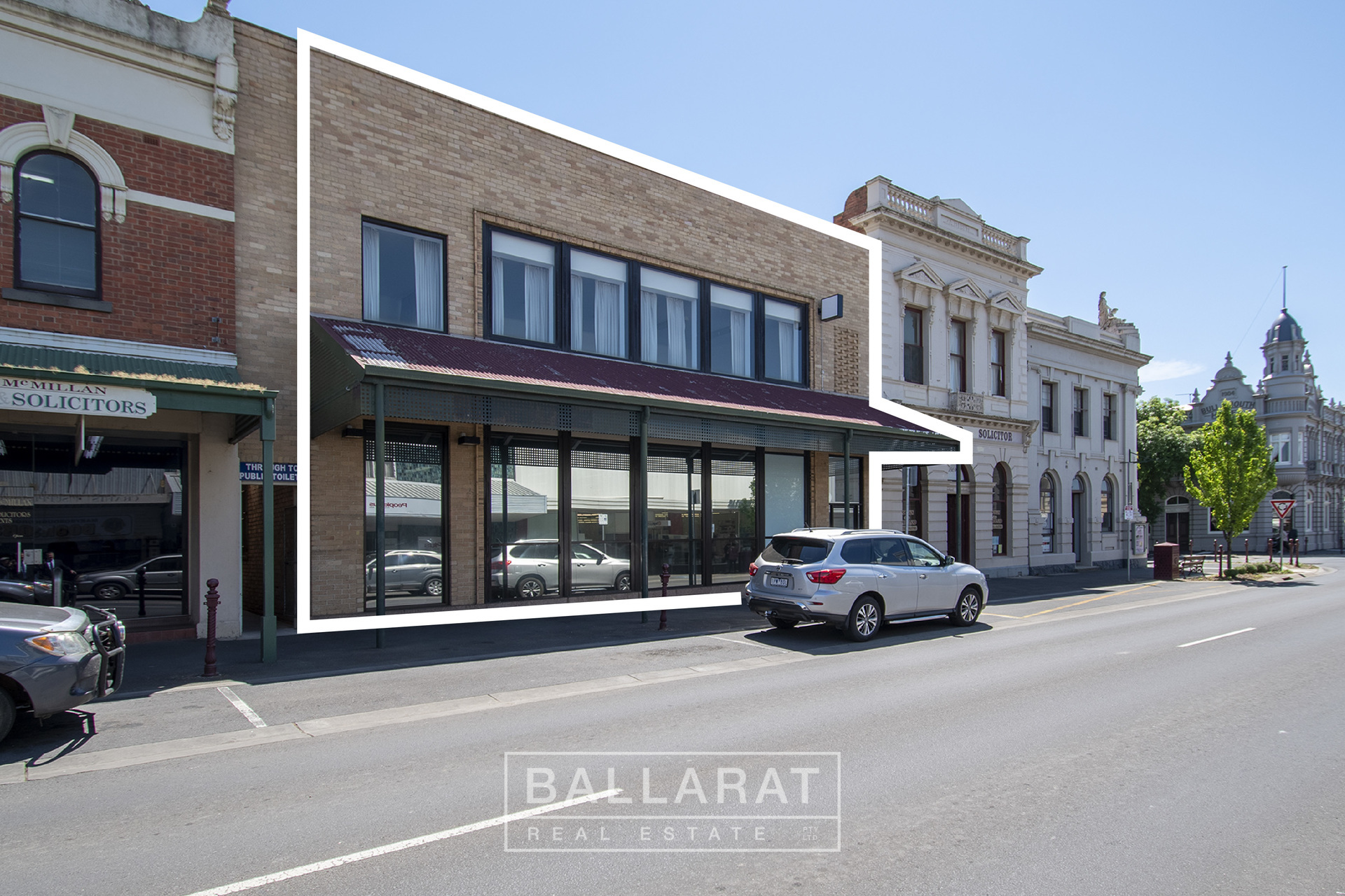 107 - 111 High Street Maryborough