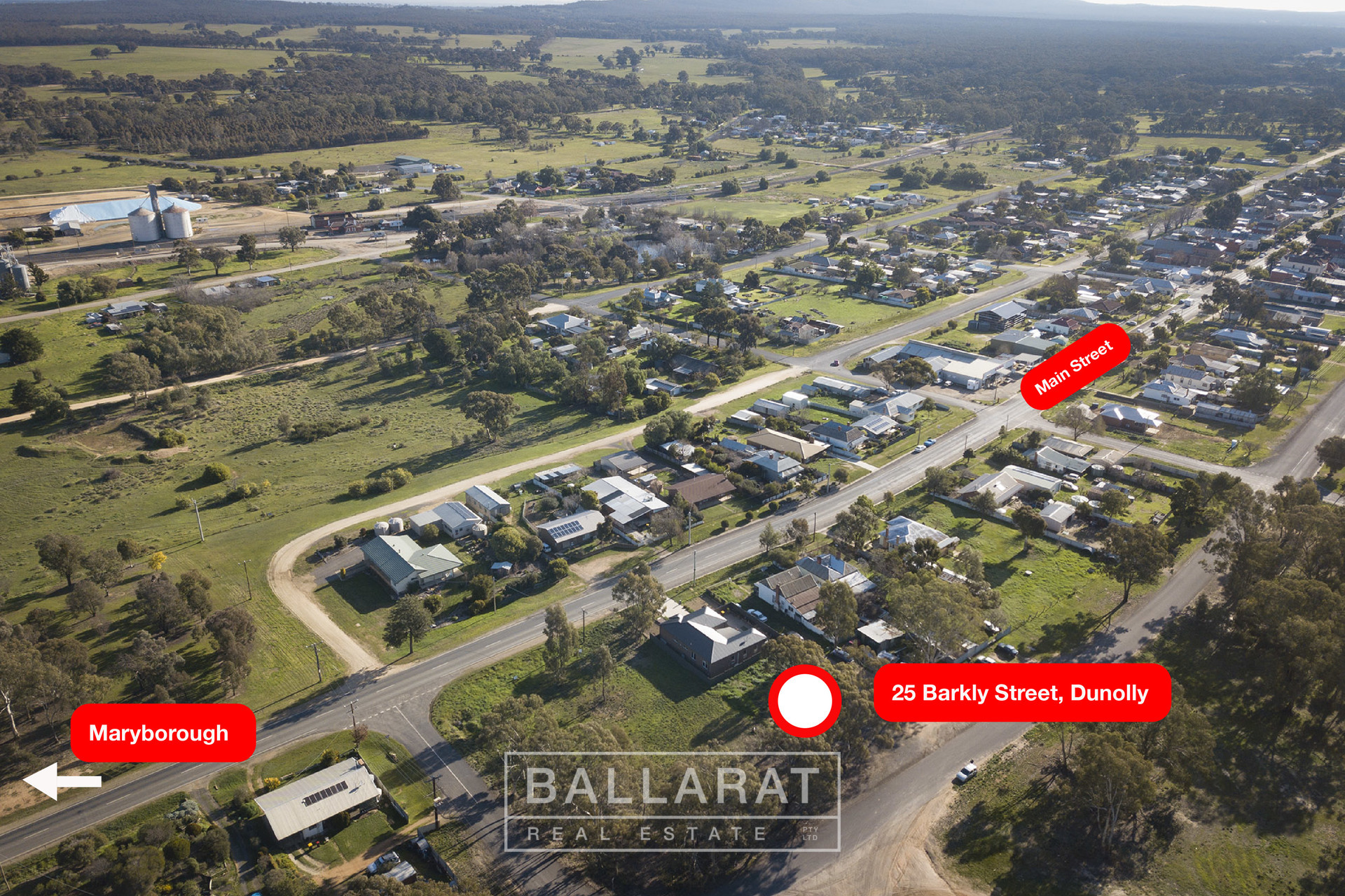25 Barkly Street Dunolly