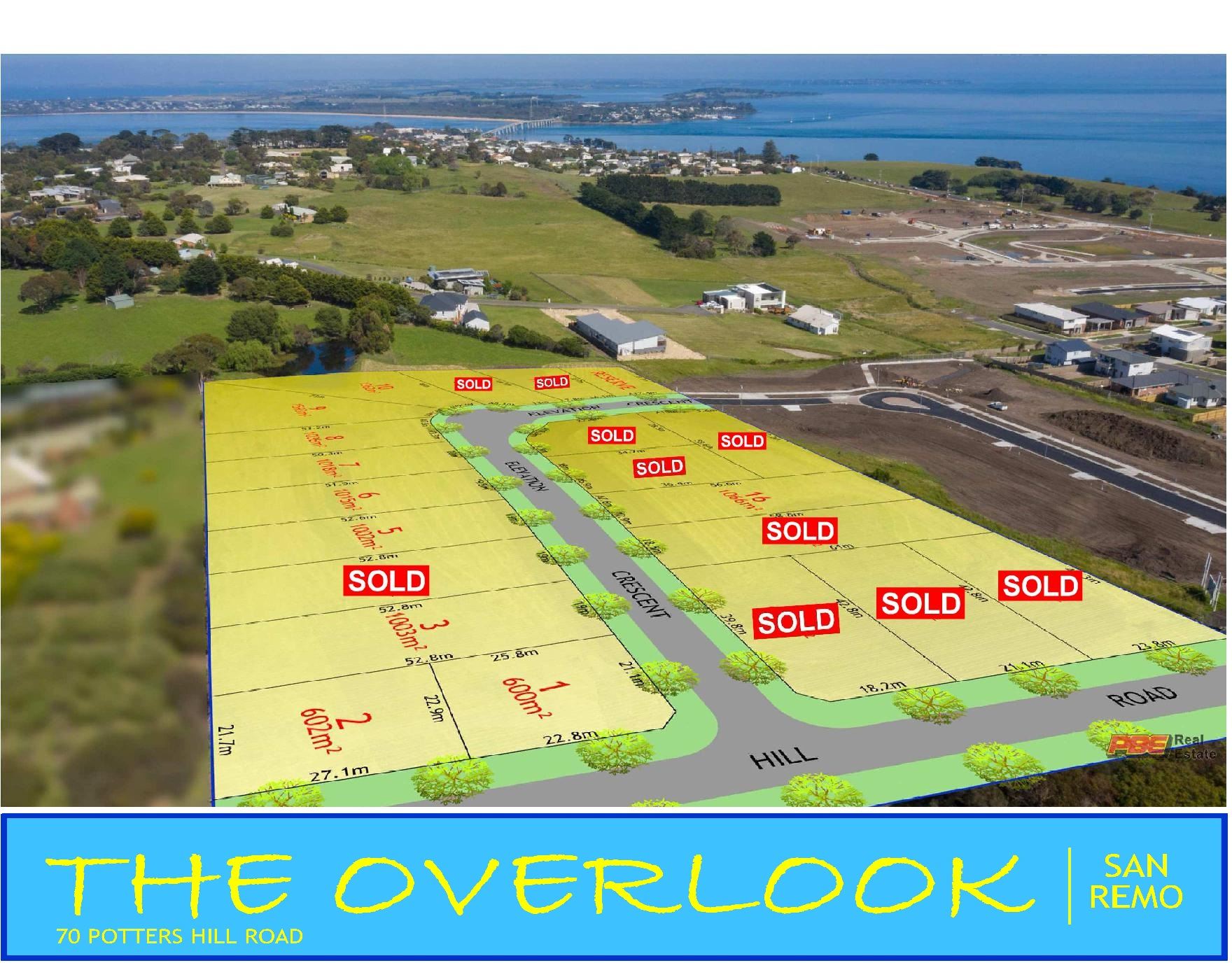 Lot 3/70 Potters Hill Road SAN REMO