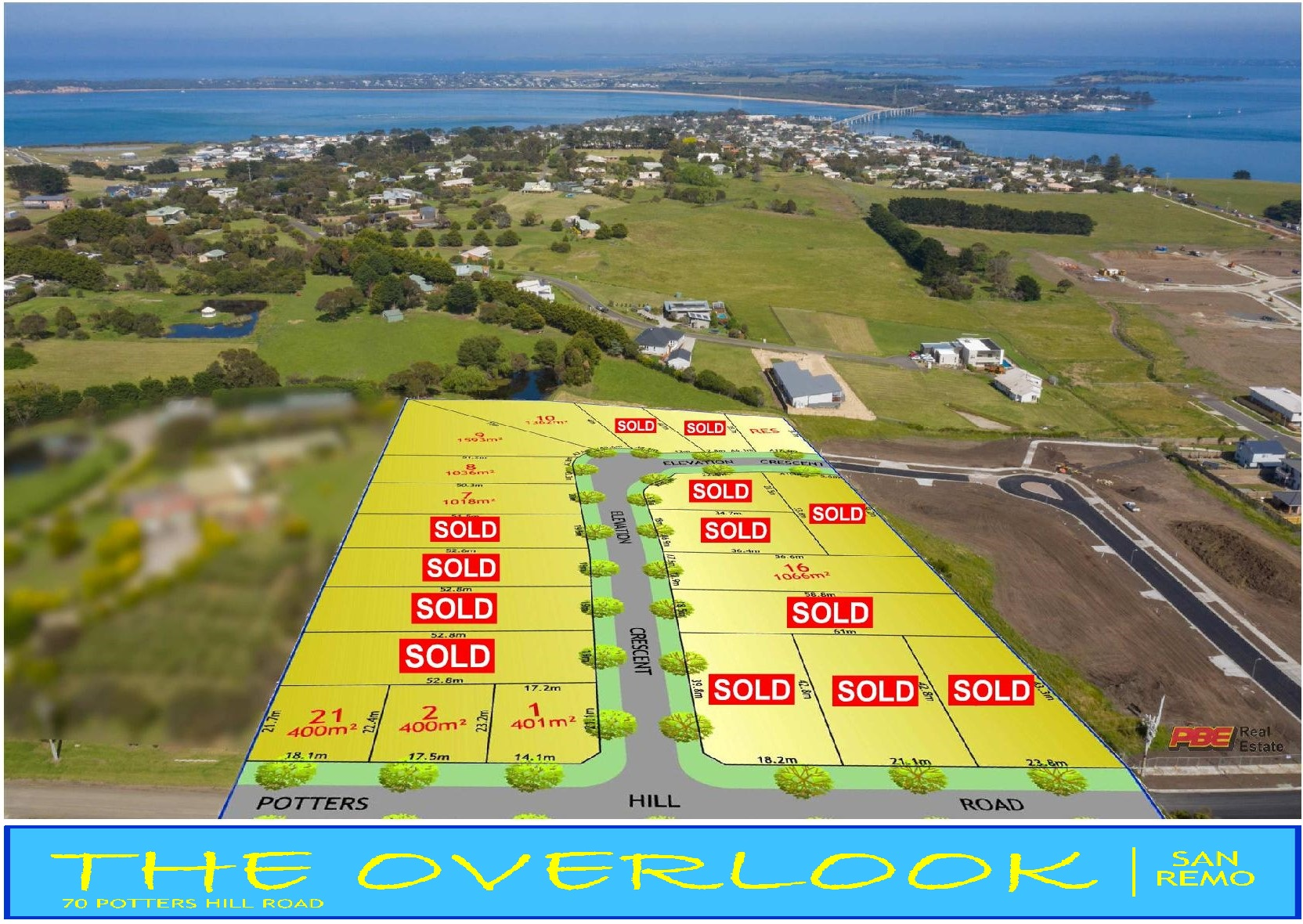 Lot 1/70 Potters Hill Road SAN REMO