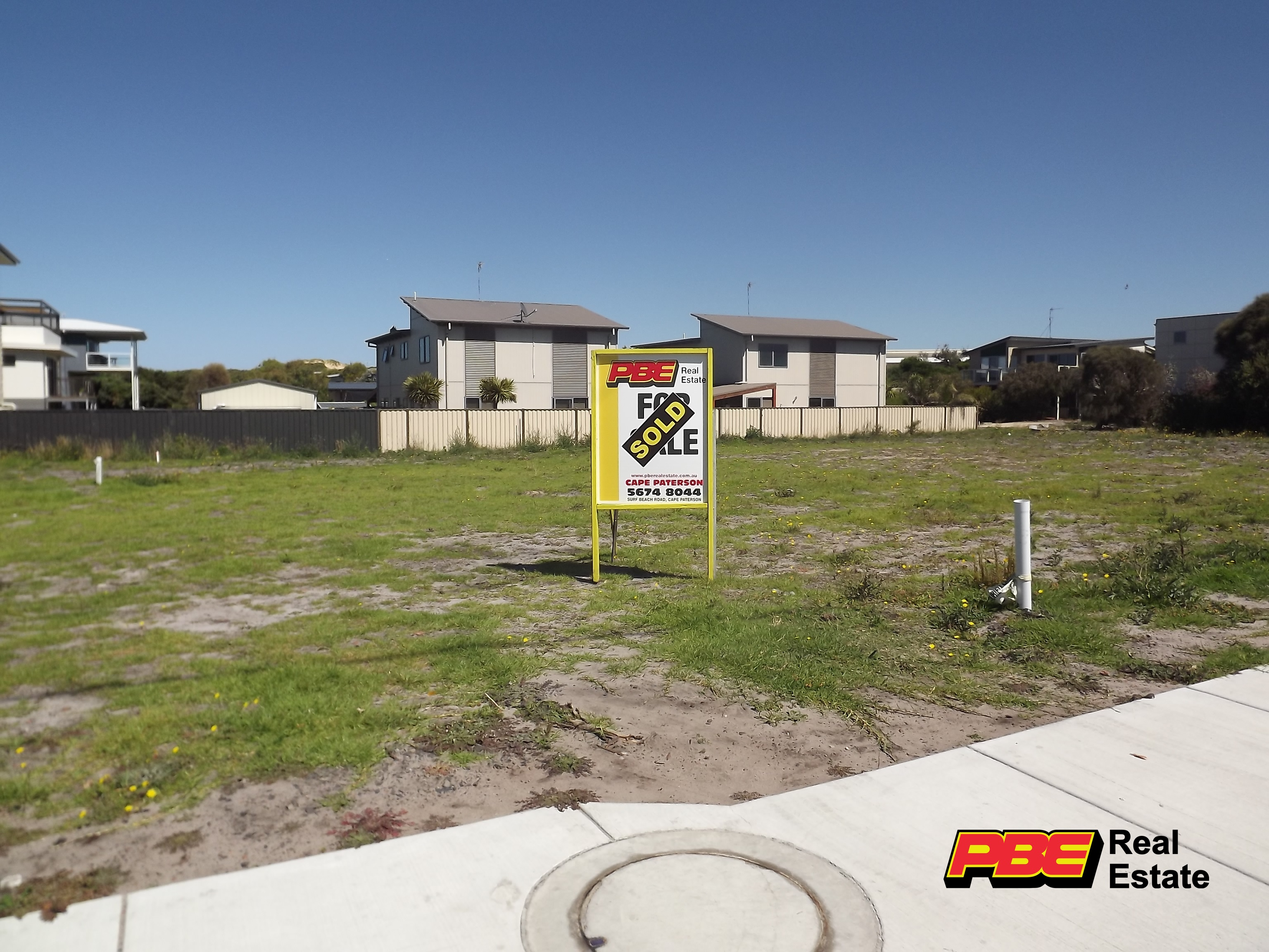 Lot 3/1 MARINE STREET CAPE PATERSON