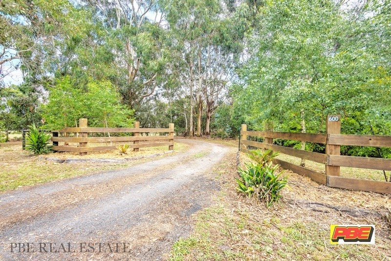 600. KOONWARRA - INVERLOCH ROAD LEONGATHA SOUTH