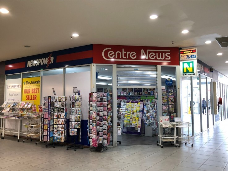 Newsagency & Tattslotto