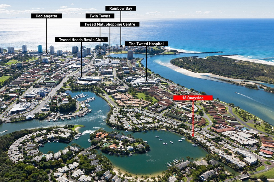 18 Quayside Court TWEED HEADS