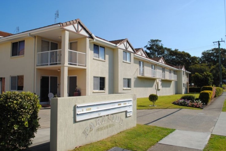 5/6 Florence Street  'Parkside Apartments'