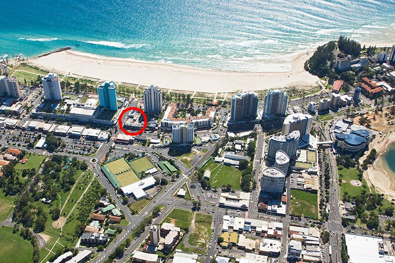 306B/87 Griffith Street COOLANGATTA