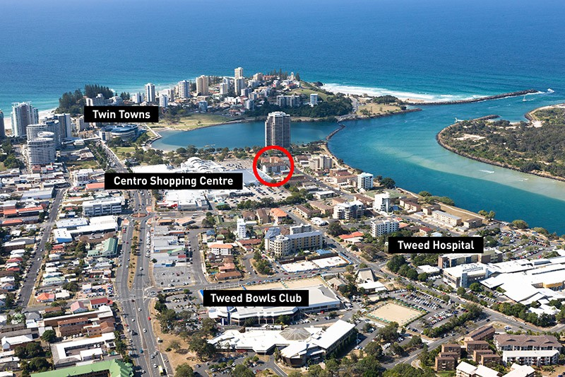 12/3 Endeavour Parade TWEED HEADS