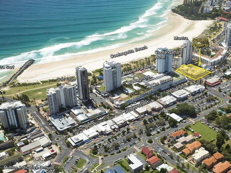 Lot 306a&b/87 Griffith Street COOLANGATTA