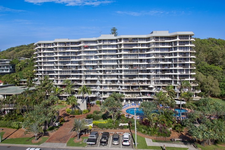 4F/828 Pacific Parade - The Rocks Resort