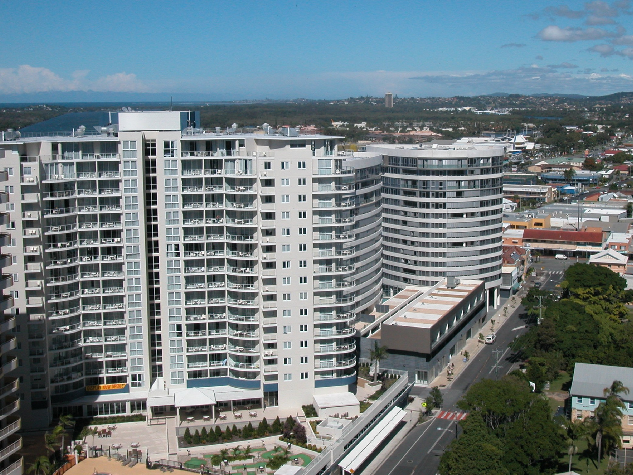 1044/4-6 `Mantra Harbour Towers' Stuart Street TWEED HEADS
