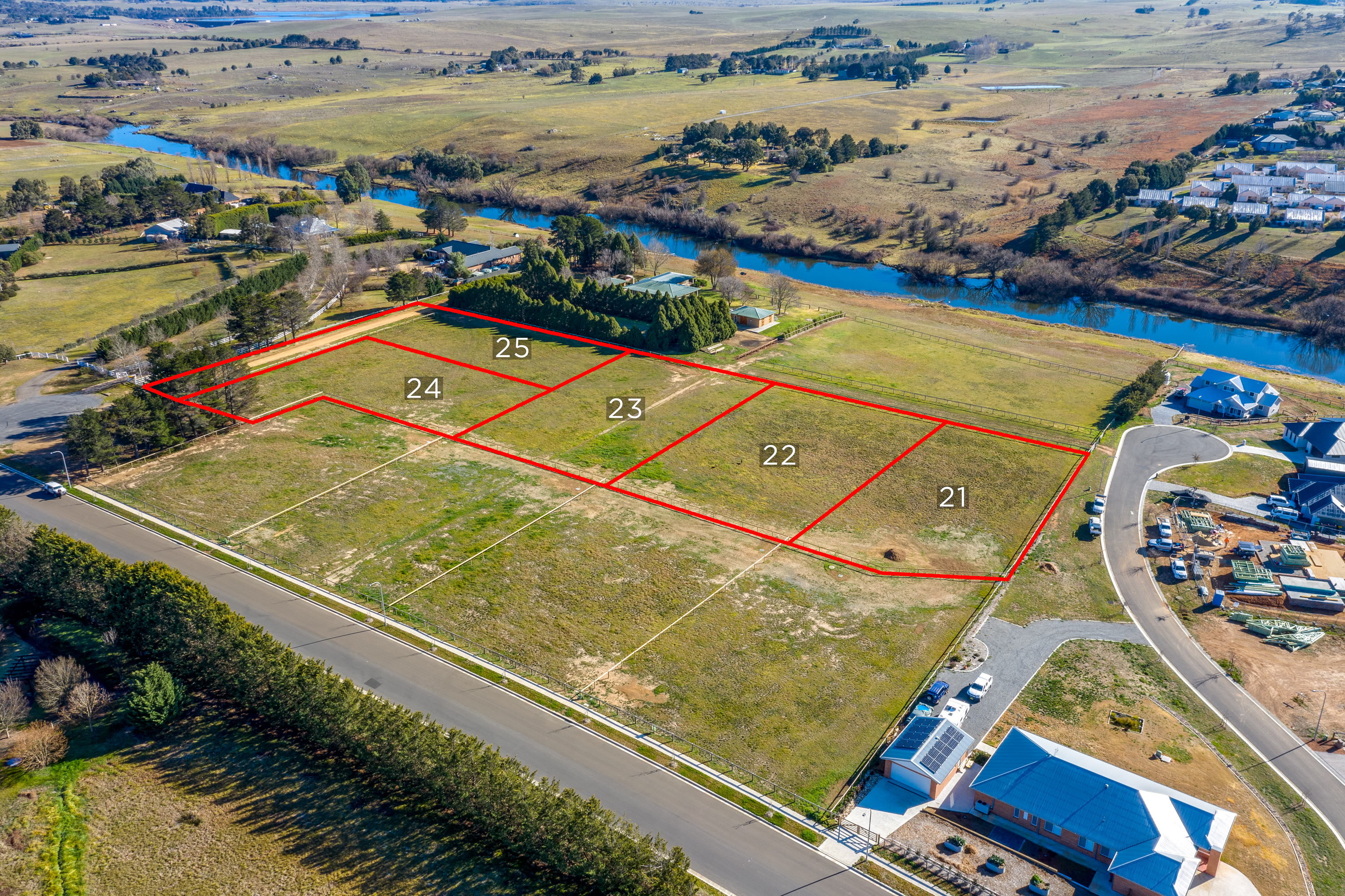 Lot 24 River House Estate, off Clyde Street GOULBURN