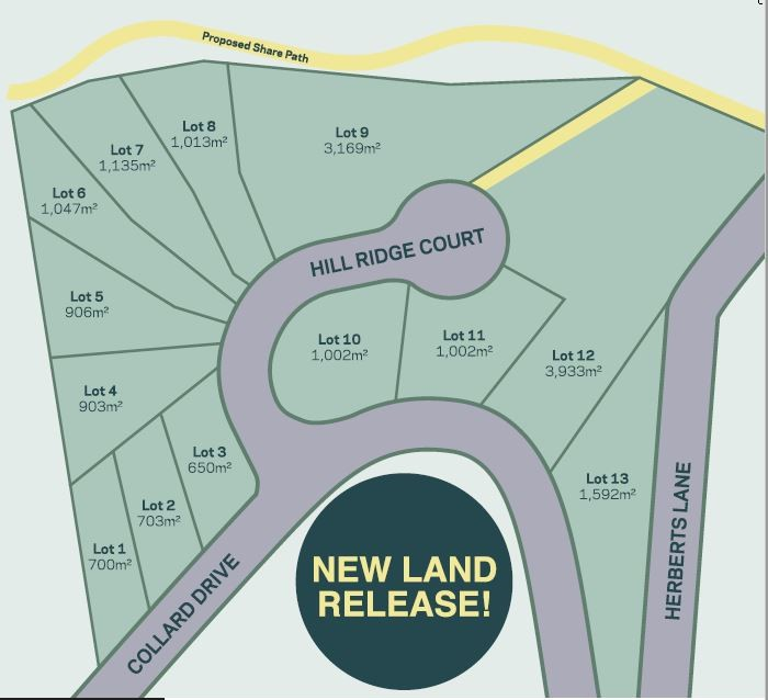 Lot 13/95 Collard Drive DIAMOND CREEK