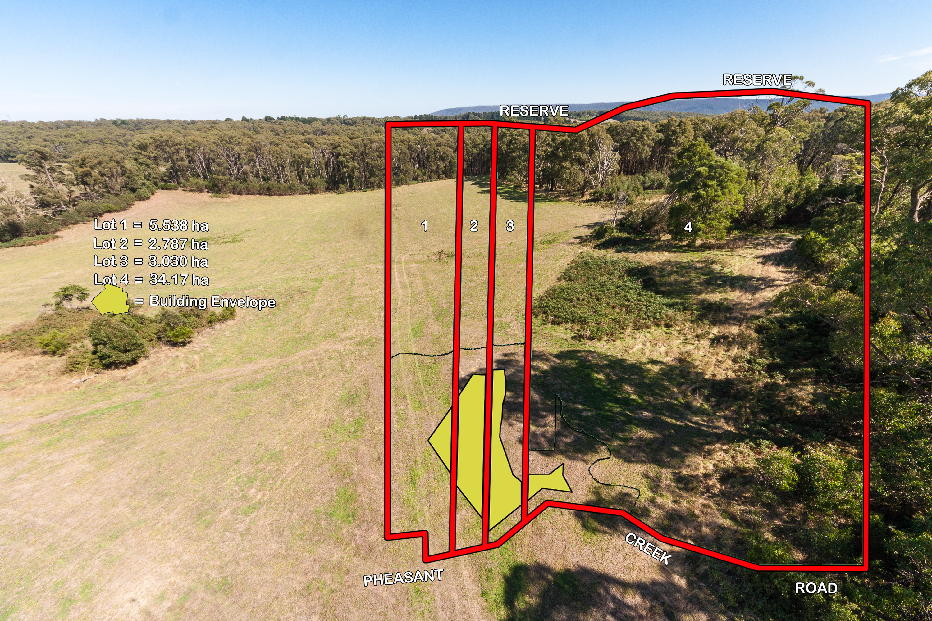 Lot Lot 2/99 Pheasant Creek Road PHEASANT CREEK