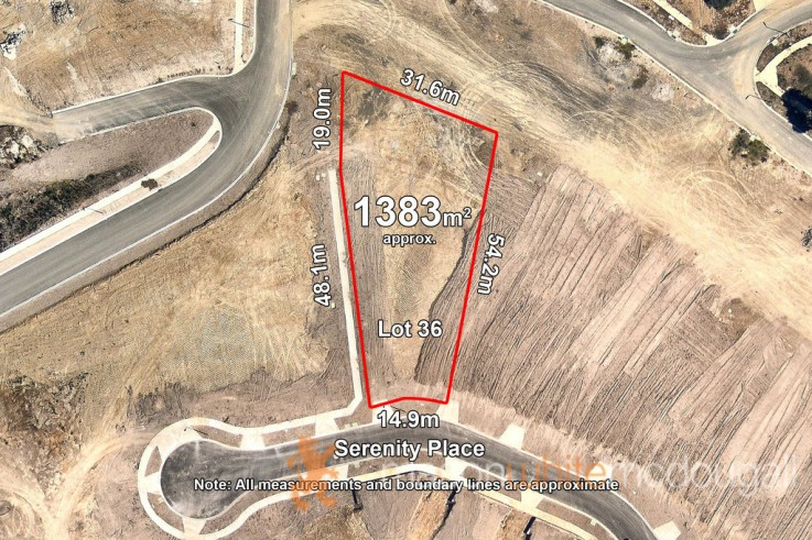lot 36 Serenity Place