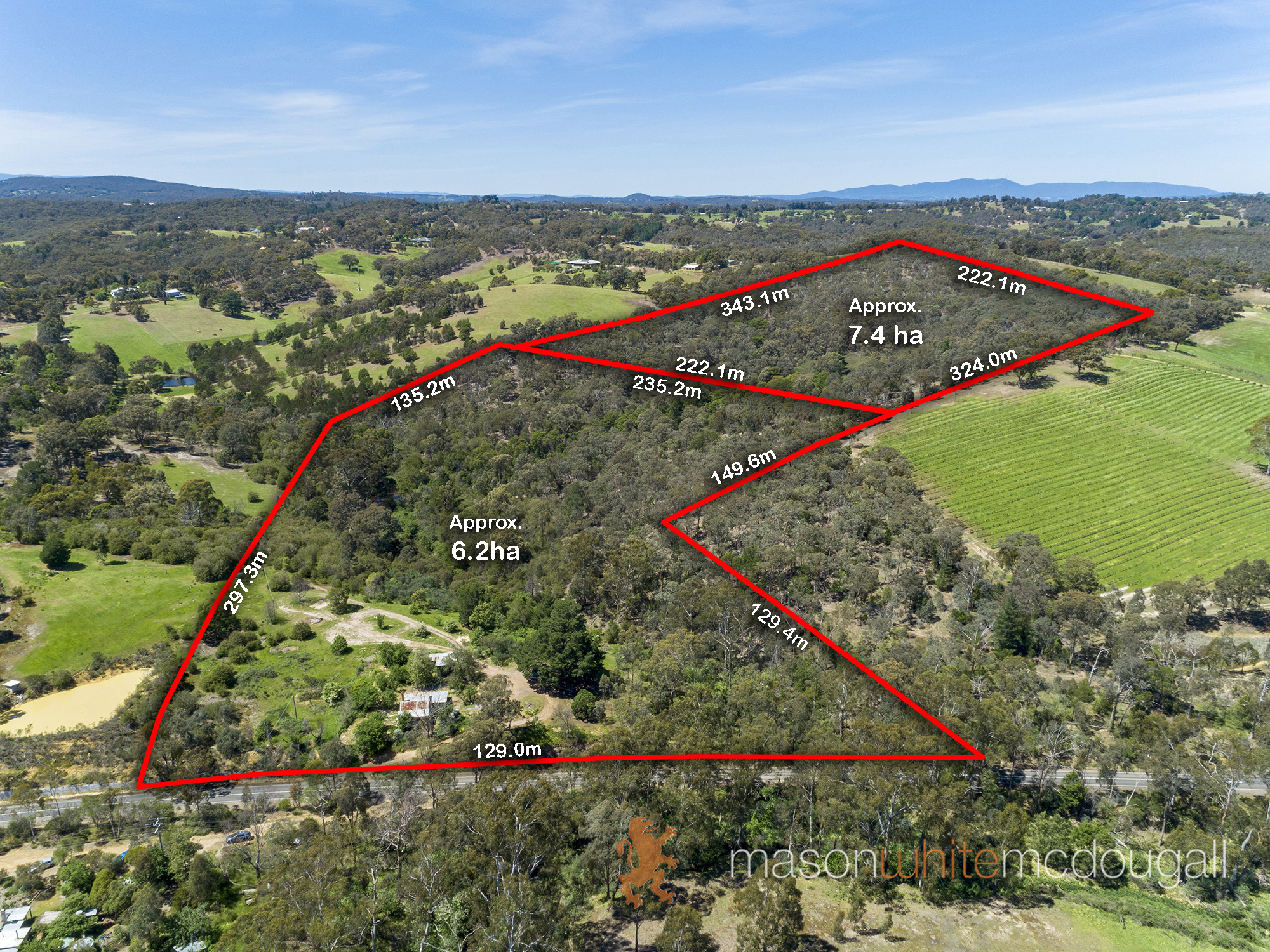 1440 Heidelberg Kinglake Road COTTLES BRIDGE