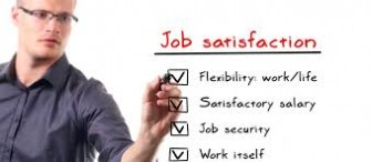 Job satisfaction tick box