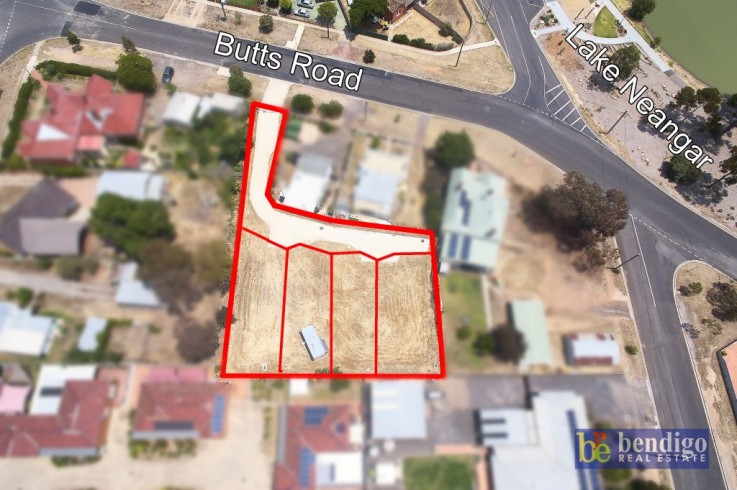 Lot 1-4/2A Butts Road