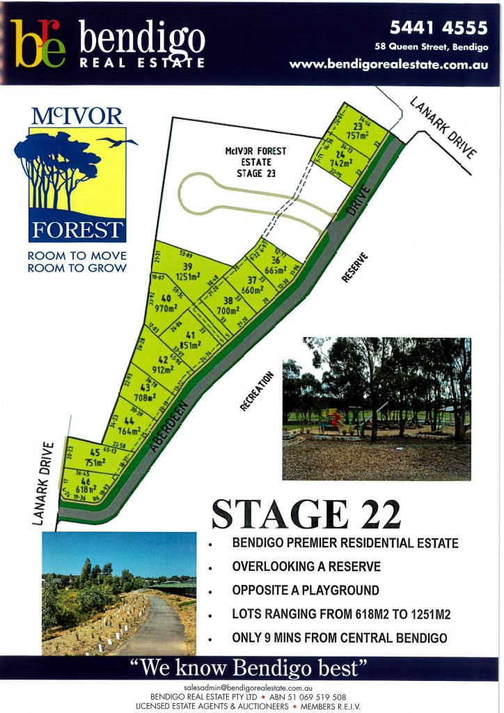 Stage 22 McIvor Forest Estate