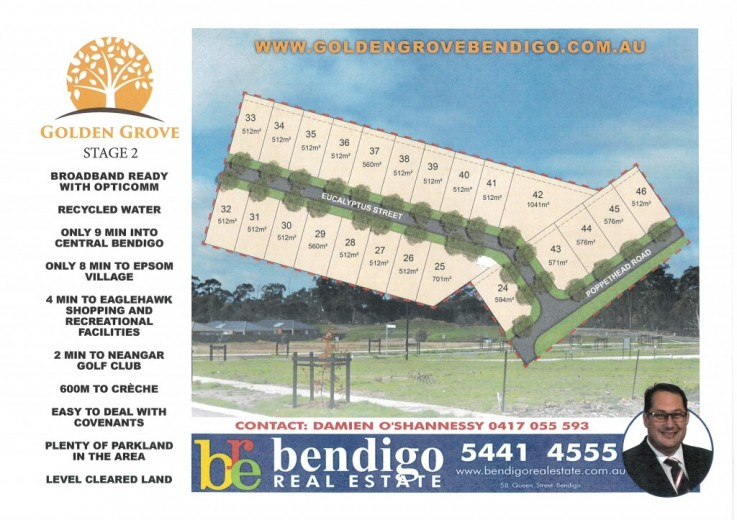 Lot 28 Golden Grove Estate- Stage 2