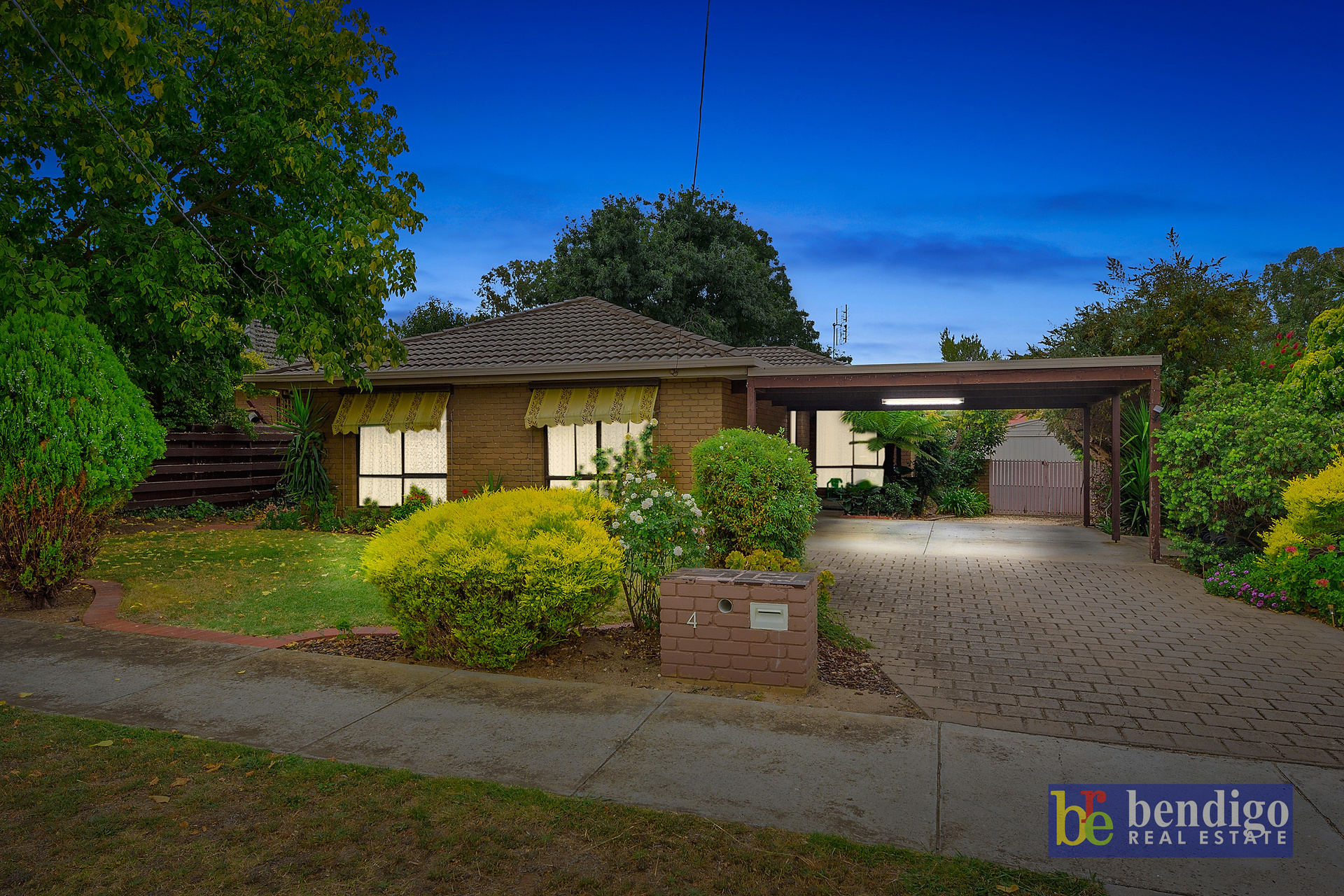 4 Sydenham Avenue North Bendigo