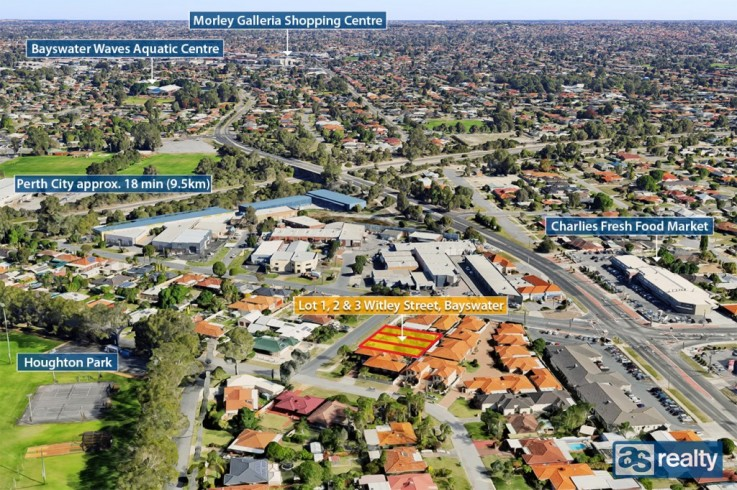 Lot 1/6 Witley Street