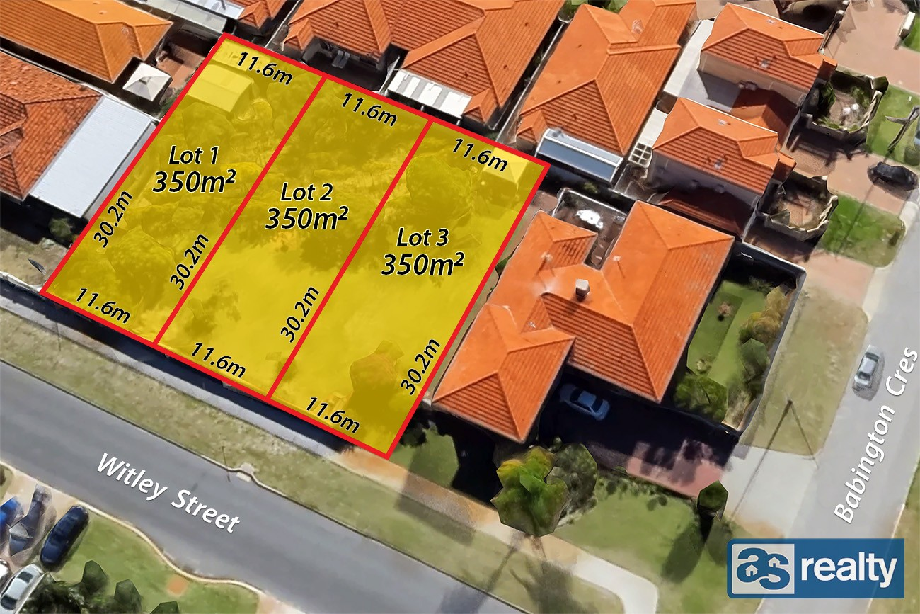 Lot 3/6 Witley Street BAYSWATER