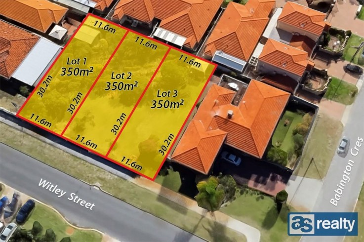 Lot 3/6 Witley Street