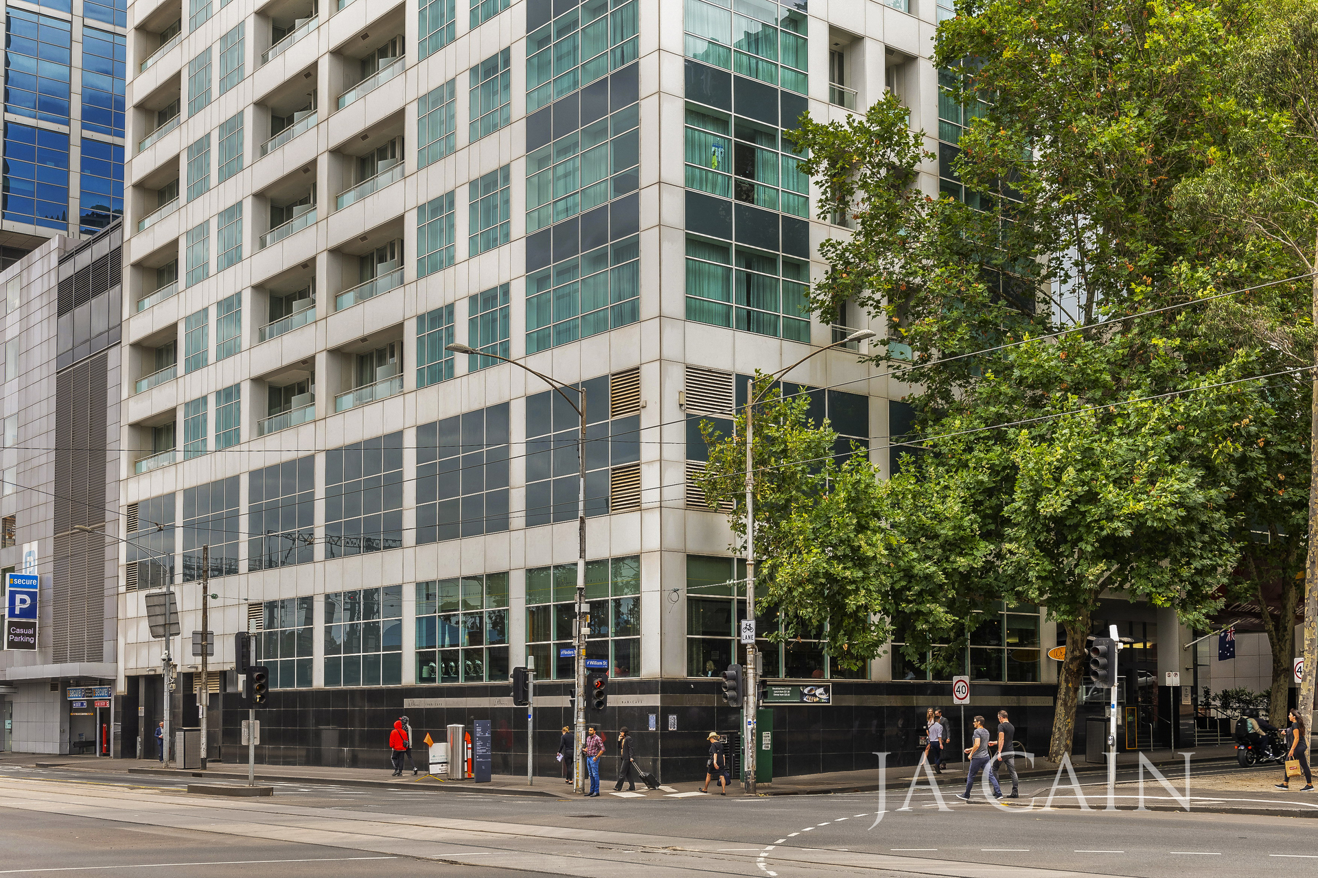 1208/1 William Street Melbourne