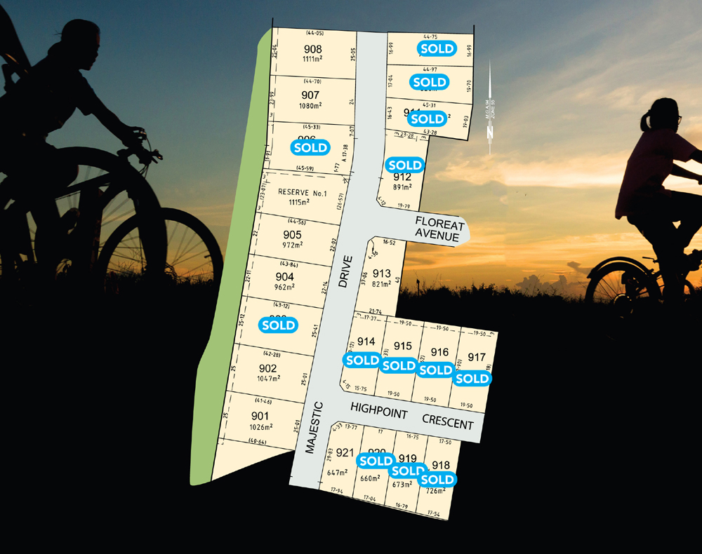 Stage 9A Highton Ridge Estate HIGHTON