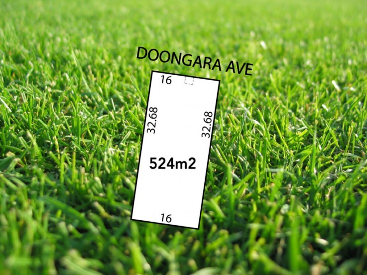 Lot 376 Doongara Avenue