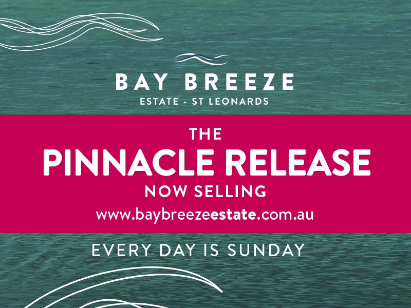 The Pinnacle Release St Leonards