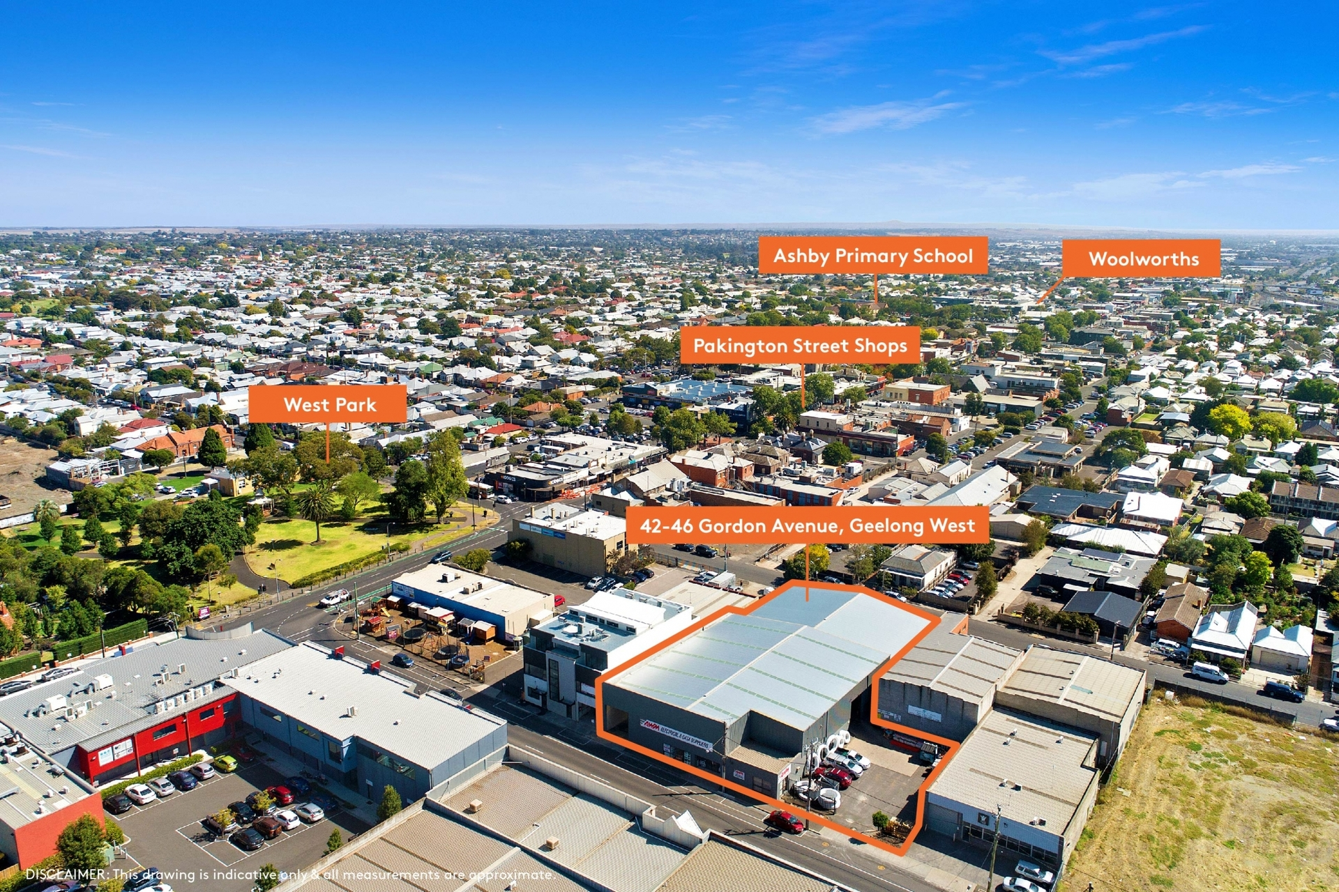 42-46 Gordon Avenue Geelong West