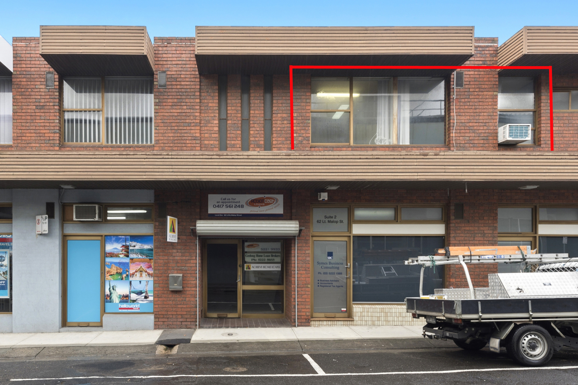 Level Suit/Level 1 1/62 Little Malop Street Geelong