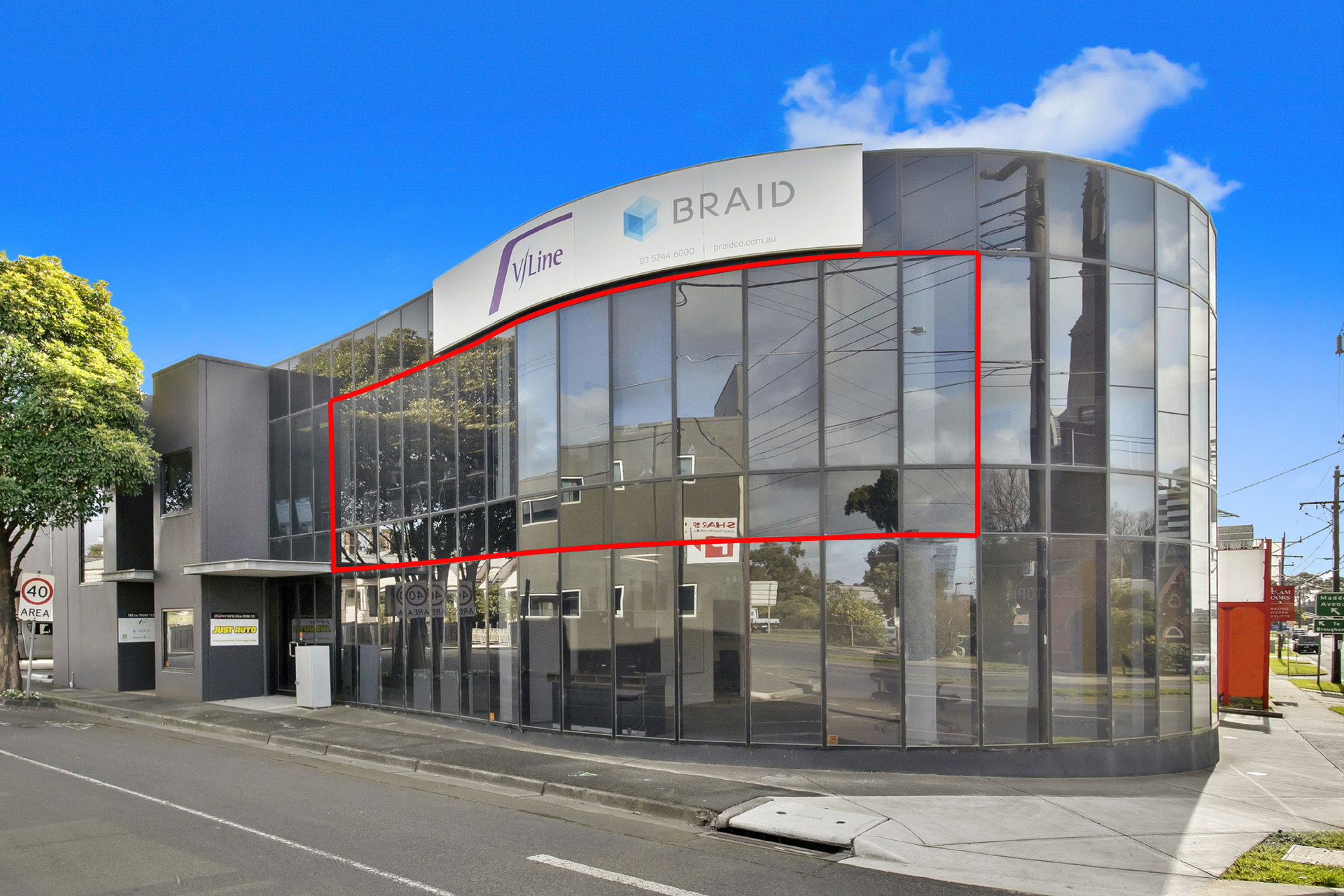 1st Floor/182 Latrobe Terrace Geelong West